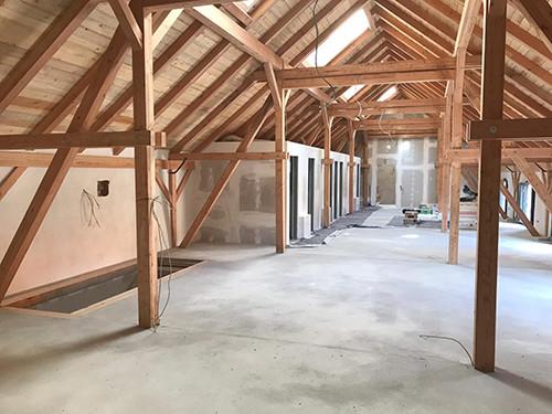 Ausbau des Dachgeschosses mit Innendämmung UdiReco von UdiDämmsysteme