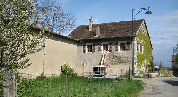 Alte Käserei wird Wohnhaus